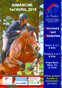 concours Le Paddock